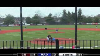 Highlights: Baseball vs Madonna University
