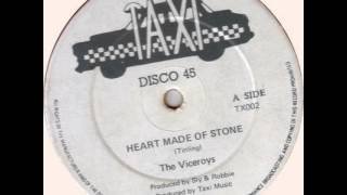 The Viceroys - Heart Made Of Stone