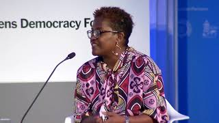 Panel Discussion: Reinventing Democracy shortened version