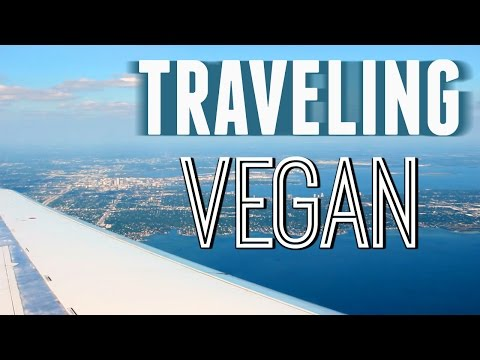 Traveling Vegan | Tips and Trials