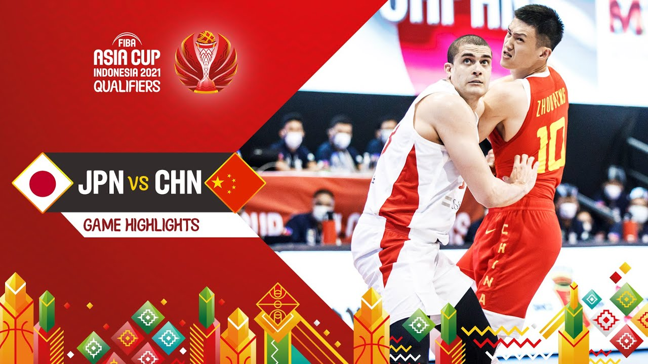 Download Japan - China | Highlights - FIBA Asia Cup 2021 Qualifiers