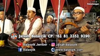 Penonton merinding..suara Mustafa Balasyik overlap!! VIRALKAN JALSAH BALASYIK live Pekalongan MP3
