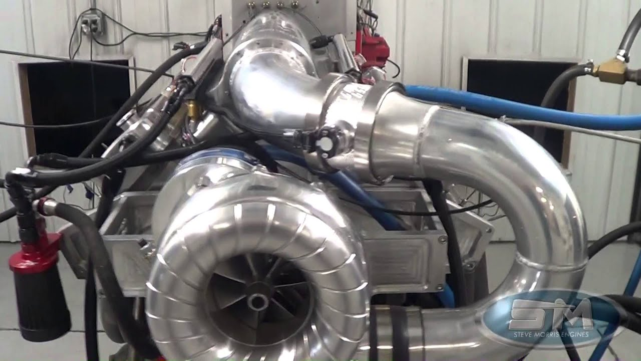 2,900+hp ProCharged BBC on methanol