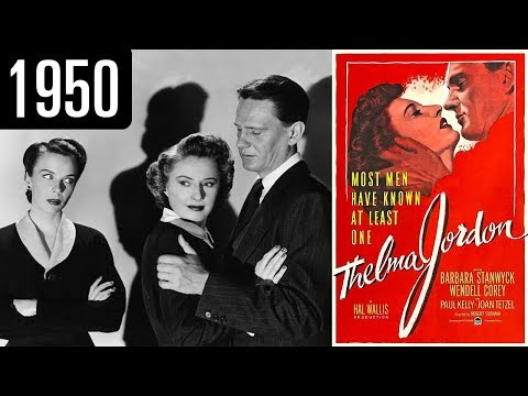 The File on Thelma Jordon - Full Movie - GREAT QUALITY (1950)