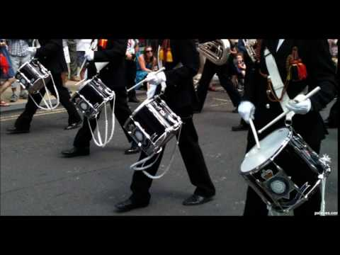 Marching Drum Sound Effect