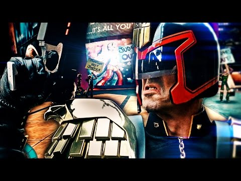 SERVING UP JUSTICE | Judge Dredd: Dredd vs. Death |