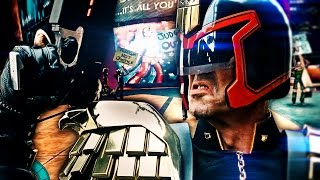 SERVING UP JUSTICE | Judge Dredd: Dredd vs. Death