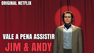 Jim & Andy - Crítica sem Spoilers | Netflix Original