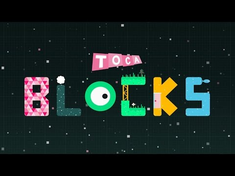 Toca Blocks (Toca Boca AB) - Best App For Kids
