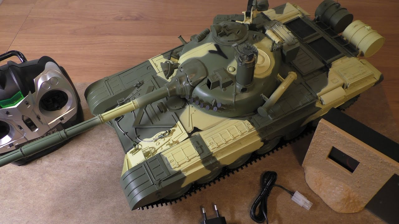 Управляемый по WI-FI Танк с камерой (Remote Control) - игрушка I .