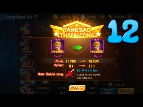 Hama Gaming - Quyền Vương 98 #12   75k lực chiến, Ryo 5*