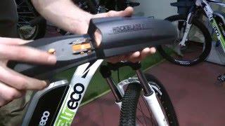 Съемное крыло для велосипеда SKS Shockblade II(Подробнее тут: (https://www.eltreco.ru/market/catalog/accessories/item/15629/) У нас представлен большой ассортимент электротранспорта..., 2016-03-01T15:25:06.000Z)
