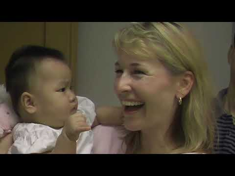 Journey for Jenna - One Family's Experience in International Adoption - China