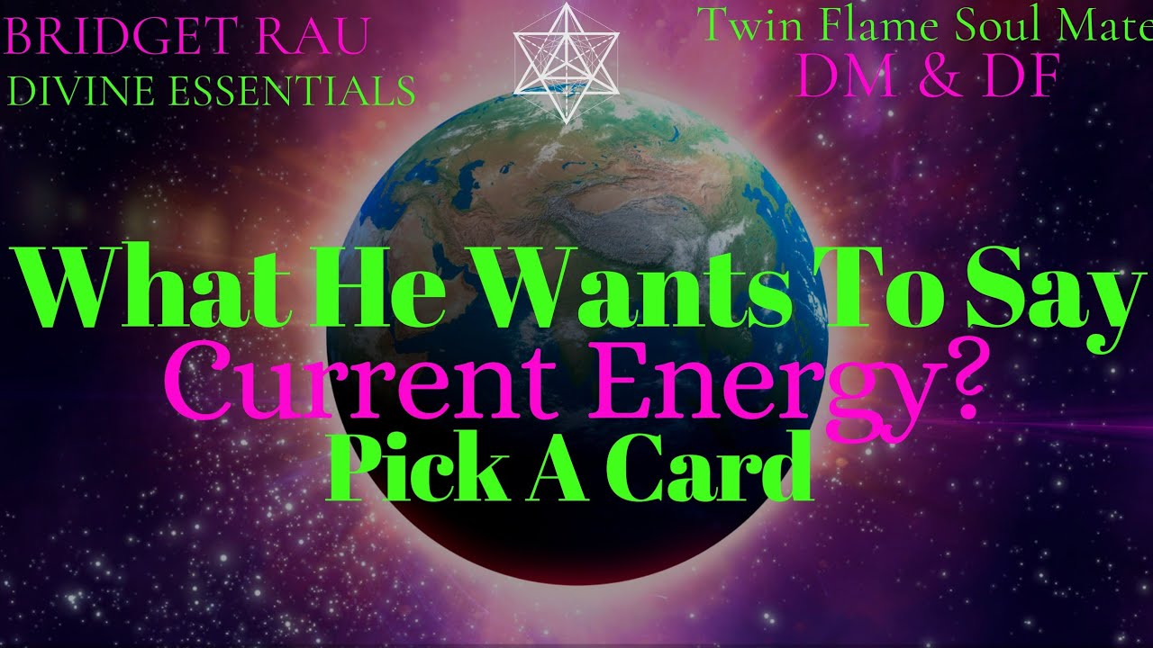 Pick A Card + Charms 🥰 What He Wants To Say? 💕 What Is Current Energy? 💘 Tarot Reading **Timeless!