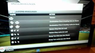 Fifa 12 - All Skills - Alle Tricks - Gamescom 2011 -