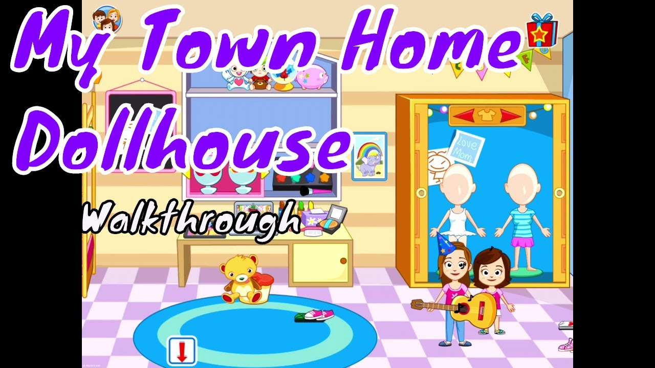 my town home dollhouse ipad app walkthrough demo for kids juniper youtube my town home dollhouse ipad app walkthrough demo for kids juniper