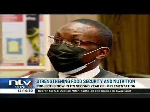 Strengthening Food Security  NIPFN launches project and products in Nairobi