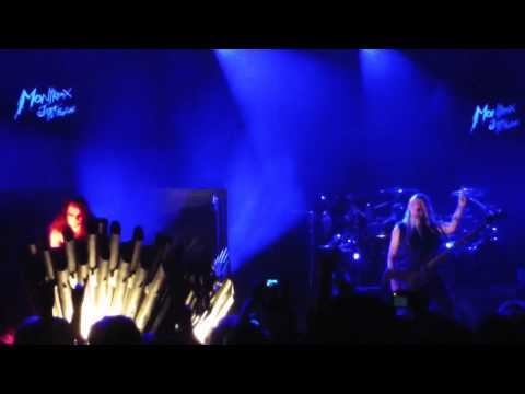 Nightwish - Scaretale - live in Montreux @ Auditorium Stravinski 12.7.2012