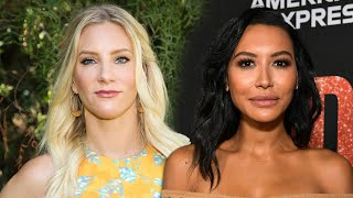 Naya Rivera's Glee Co-Star Heather Morris Asks Sheriff's Office to Help With Search