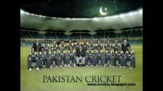 ICC World Cup 2011 Song For Pakistani team