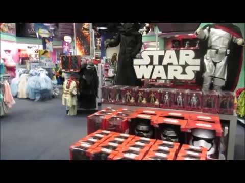Star Wars: The Force Awakens Force Friday Midnight Madness!