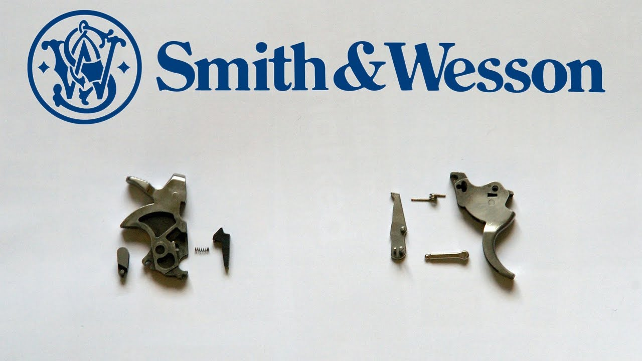 Smith And Wesson 686 Trigger Hammer