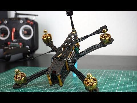 Feestyle Build: Skystars Star-Load 228 + Flywoo Nin 2208