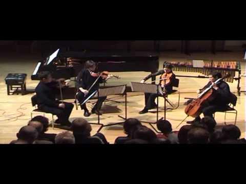 "Marek Pasieczny STRING QUARTET No.I ""The Concerto"" The Watson Quartet [HD] [HQ]"