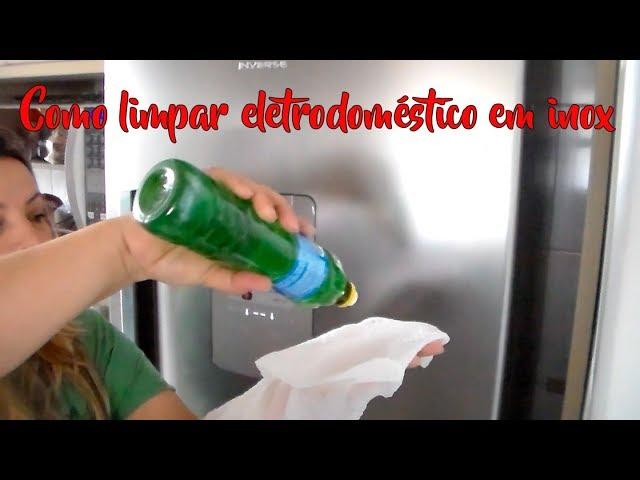 COMO DEIXAR SEU INOX BRILHANDO SUPER F�CIL