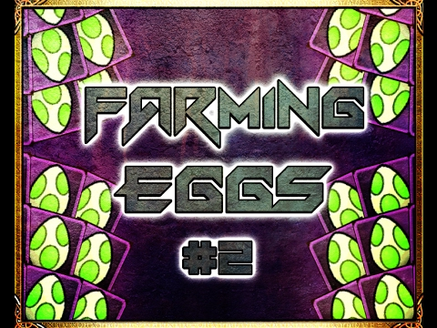 Arcane Legends - Farming Eggs #2 | 2017