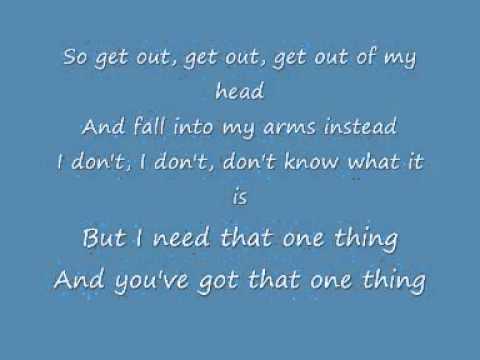 One Direction - One Thing (Acoustic) LYRICS