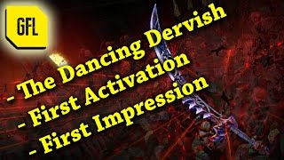 Path of Exile Prophecy: Dancing Dervish, First Activation and Impression(In this video I activate the Dancing Dervish for the very first time, using a Facebreaker build due to the deactivation of the sword itself. Here are my first thoughts ..., 2016-07-03T16:03:02.000Z)