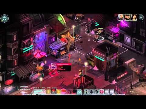 Shadowrun: Dragonfall - Director s Cut for iPad