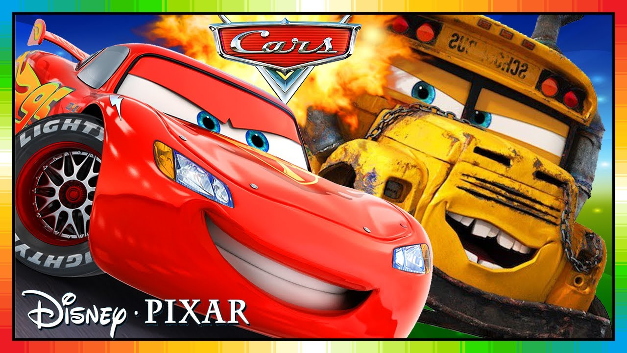 Cars  Full Movie In English