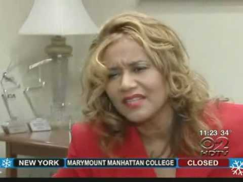 Kelly Vaughn featured on CBS News