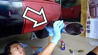 Making a Fart Cannon - Exhaust Install on the Miata!