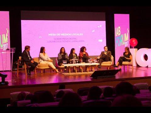 IAB Forum 2017   Sobremesa digital: Los medios tienen la palabra