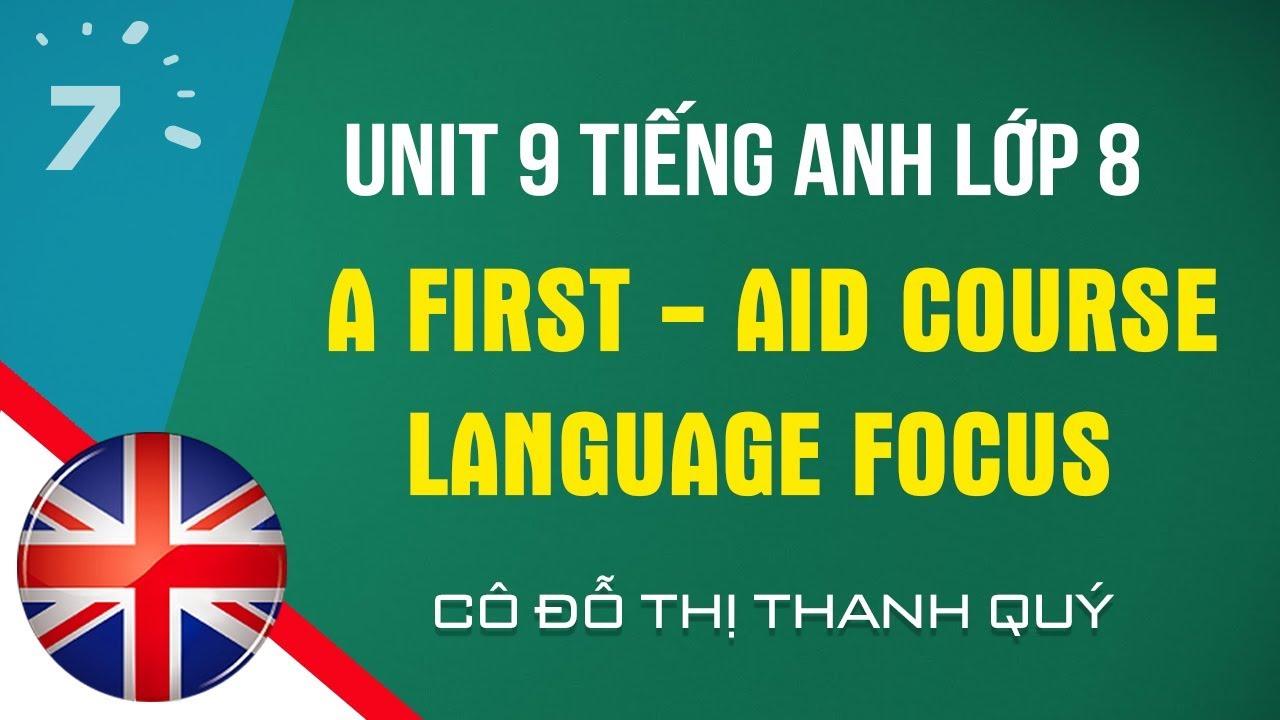 Unit 9: Language Focus trang 86 Tiếng Anh lớp 8 |HỌC247