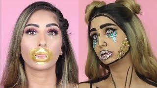 Amazing 12 Makeup Transformations Tutorials January 2019 by MUA DIY thumbnail