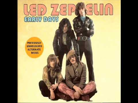 Led Zeppelin - Early Days (1968-69) Outtakes compilation 🇬🇧 Mp3