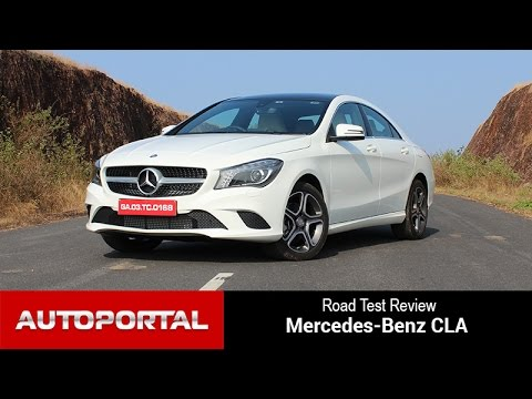 Mercedes-Benz CLA 2015 Test Drive Review - Autoportal