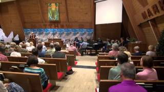 A Sermon in Song - July 26, 2015 - Lovely Lane United Methodist Church