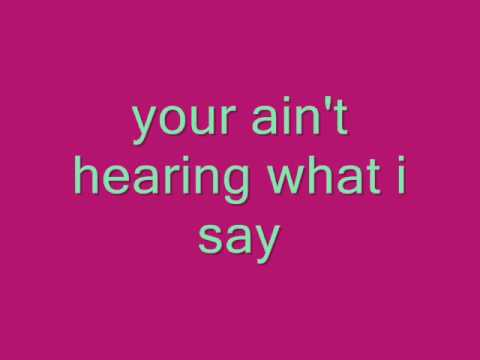 Cowboy Casanova-Carrie Underwood [lyrics on screen].