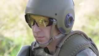 British army new futuristic individual soldier equipment Future Soldier Vision FSV United Kingom