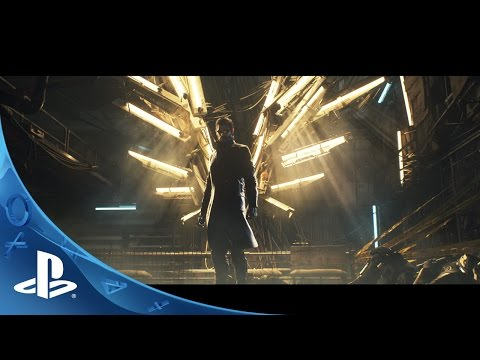 Deus Ex: Mankind Divided - Announcement Trailer | PS4
