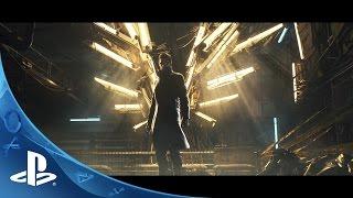 Deus Ex: Mankind Divided   Announcement Trailer   Ps4