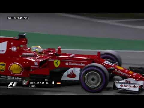 Singapore Grand Prix Q3 , qualifying