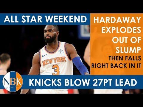 New York Knicks Blow a 27 Point Lead! Draft Prospects; NBA All Star Weekend