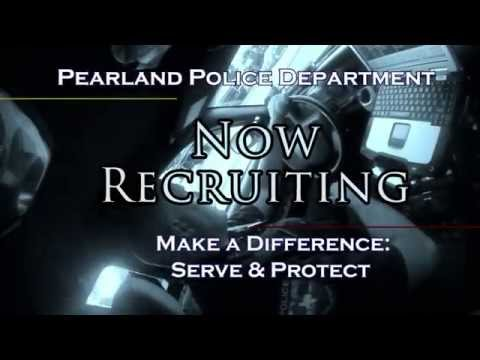 City of Pearland Police Recruitment