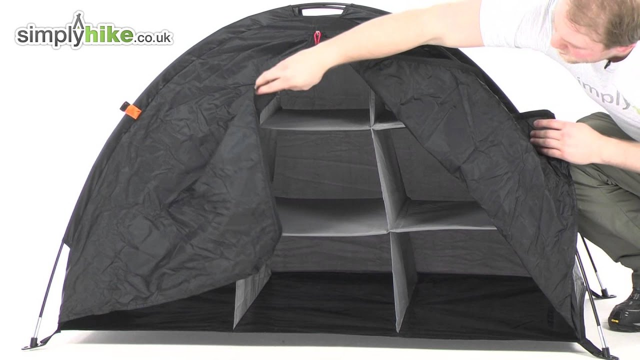 Vango Tent Organiser - .simplyhike.co.uk & Vango Tent Organiser - www.simplyhike.co.uk - YouTube